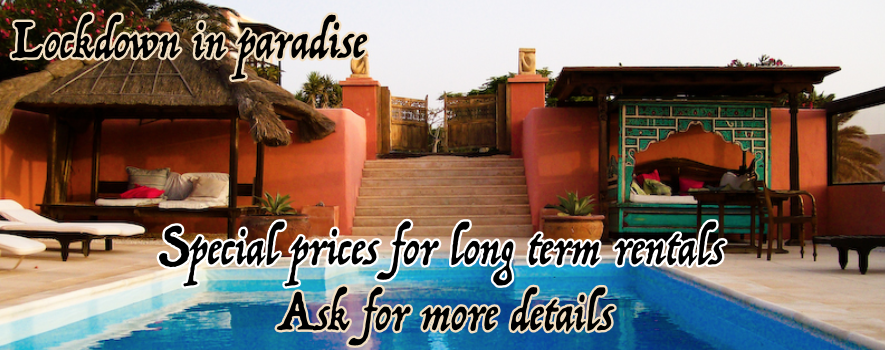 Special offer for long term rental Lanzarote