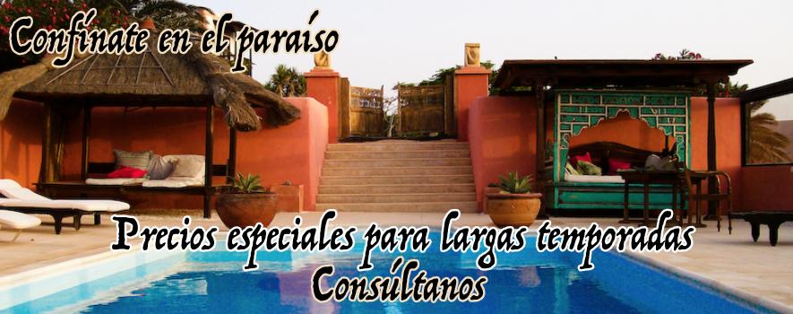 Precios especiales largas temporadas Lanzarote